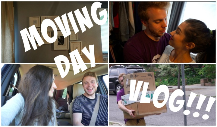 Moving Day Vlog!!