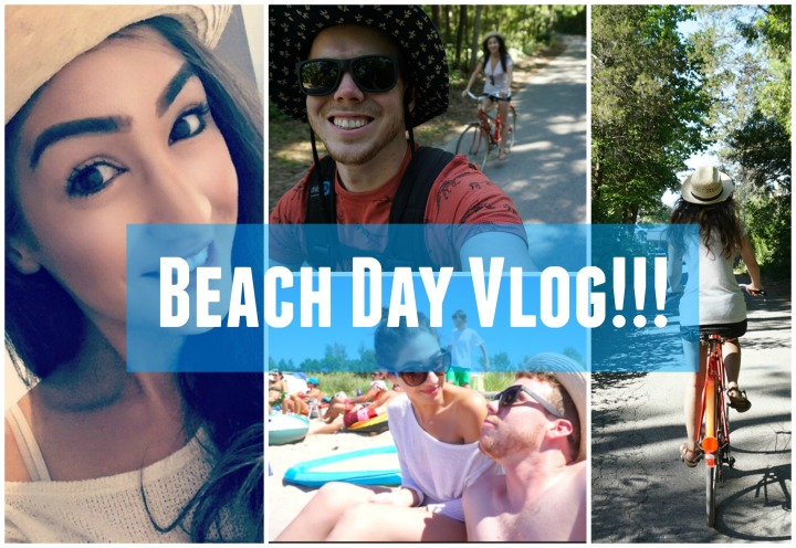 Our Little Beach Day Vlog!!